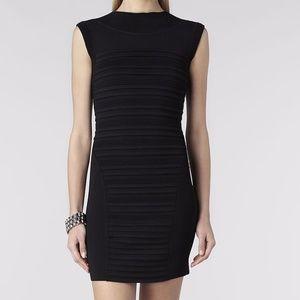 Black ALL SAINTS Zip Up Mantoro Dress Sz 10